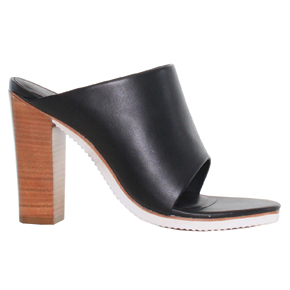 Mule shoe
