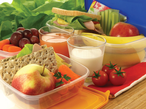 No more junk food in schools