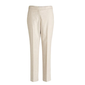 Nordstrom Signature and Caroline Issa Winter flannel ankle pant