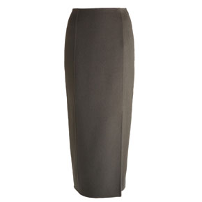 Nordstrom Signature and Caroline Issa Zealander wool slim skirt