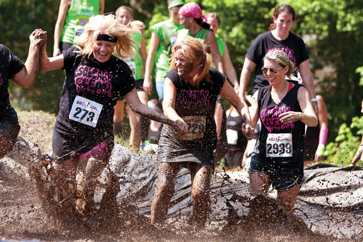 Sign Up For One Of These Fun Races To Put Yourself On Track For A Healthy New Year