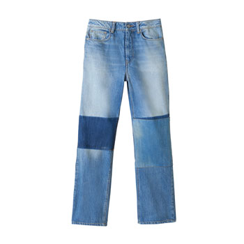 Patchwash jeans