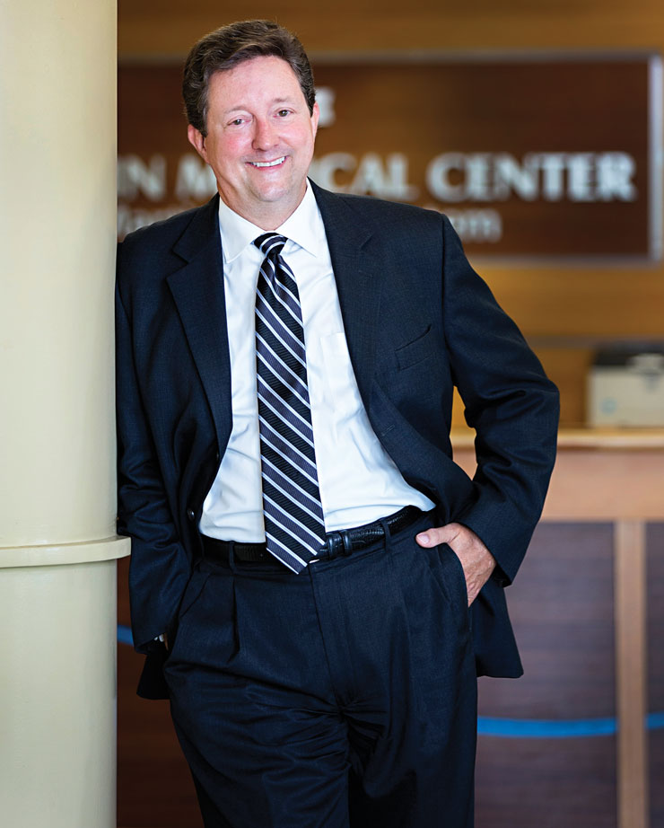 Meet Martin Health CEO Rob Lord As He Transitions Into His New Role