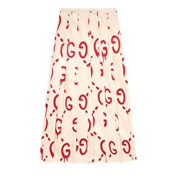 Fun, Patterned Skirt