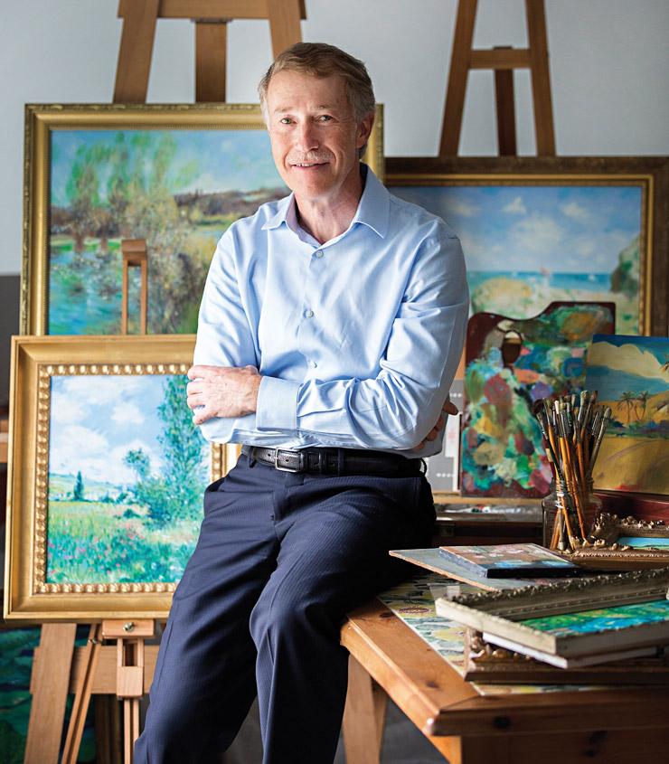 Plastic Surgeon John Fasano Finds His Inspiration In The Arts