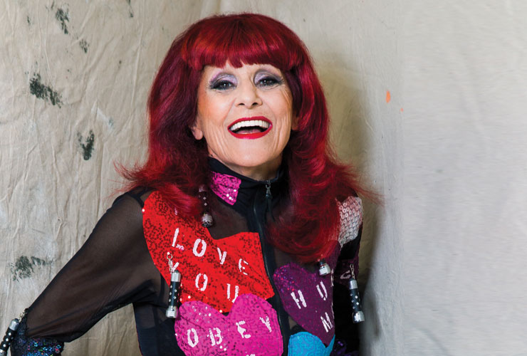 Fashion Icon Patricia Field Helped Inspire Generations Of Women