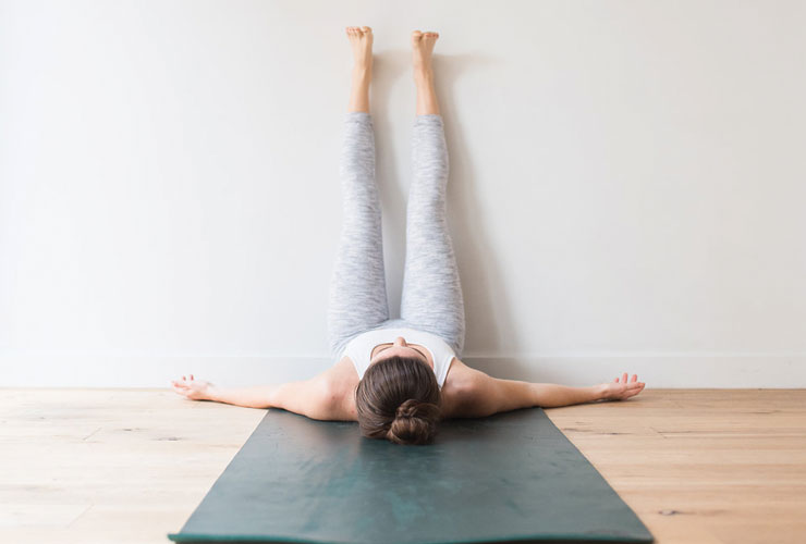 If You're New To Yoga, This Simple Pose Is A Great Start