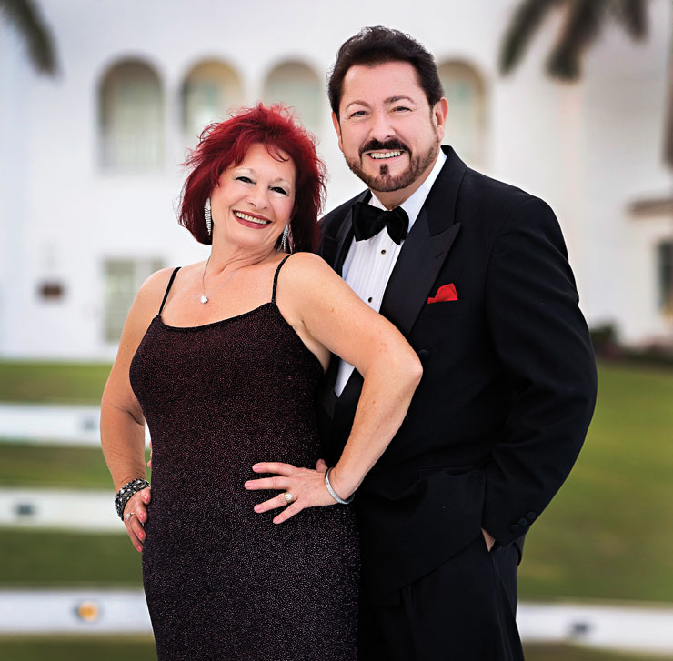 Why Port St. Lucie's Own Don And Annette Macaluso Make A Musical Pairing Like No Other