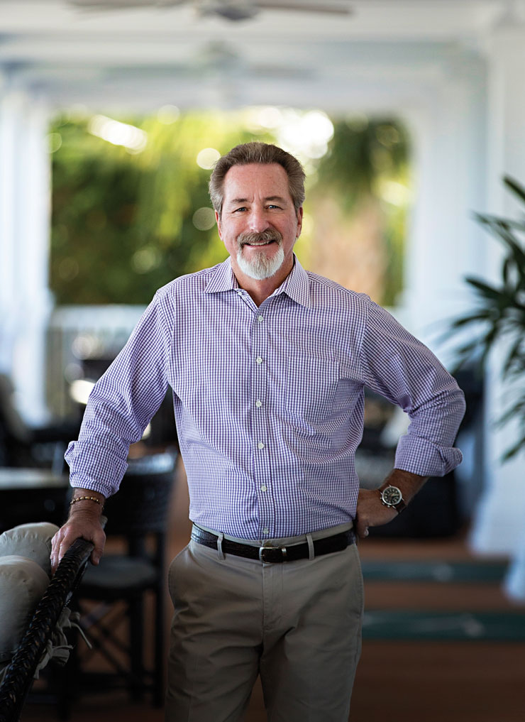 For Tom Lucido, Landscape Architecture Is An Art Form He Uses Throughout The Treasure Coast