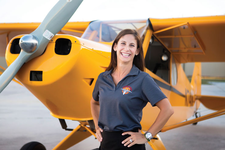 Susan Cunnane Gives Us Details On The Stuart Air Show