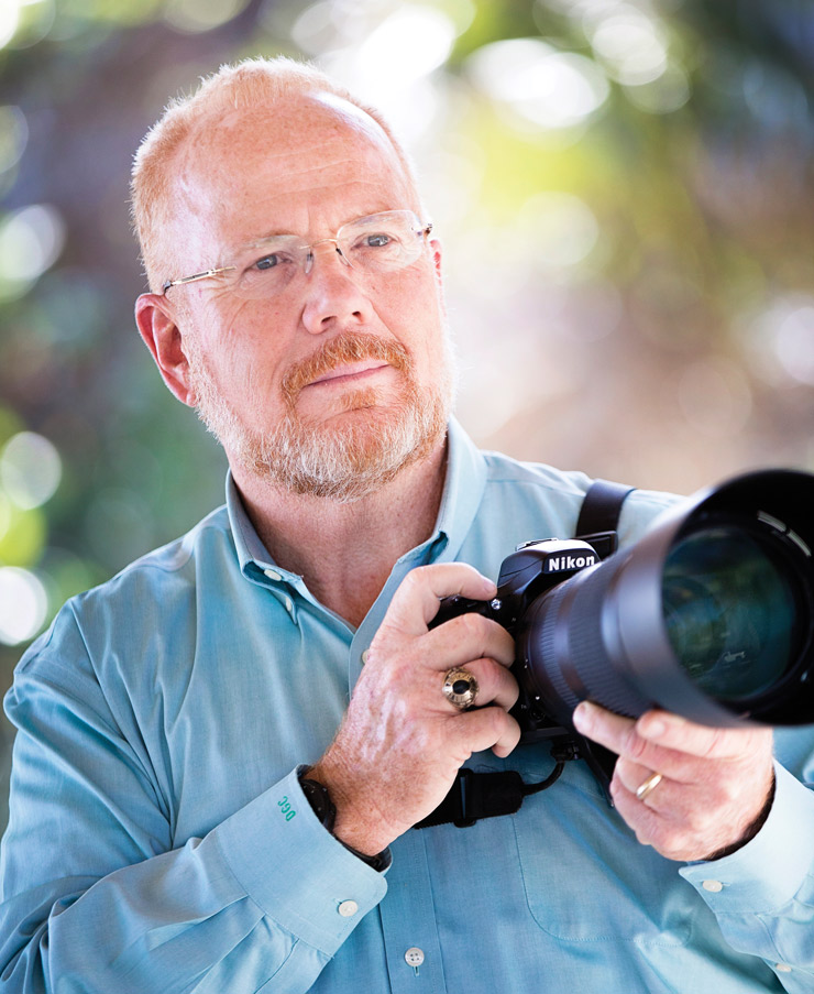 Dennis Corrick On His Passions For Photography, Video Production And Local Agribusiness