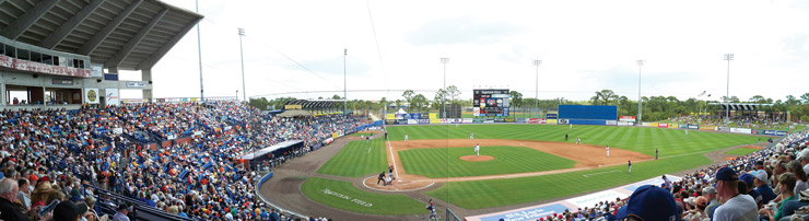 First Data Field in Port St. Lucie