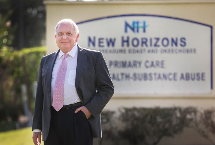 New Horizons Of The Treasure Coast's John Romano Looks Back On His Successful Career