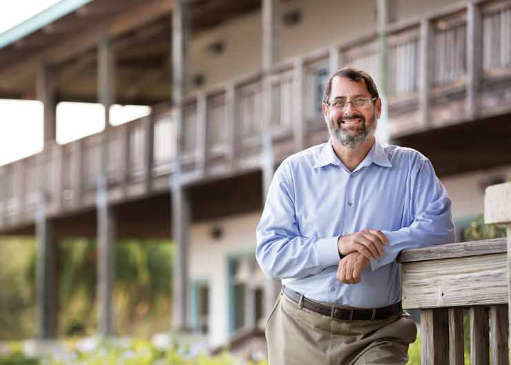 Ted Astolfi and Sustainability in Martin County