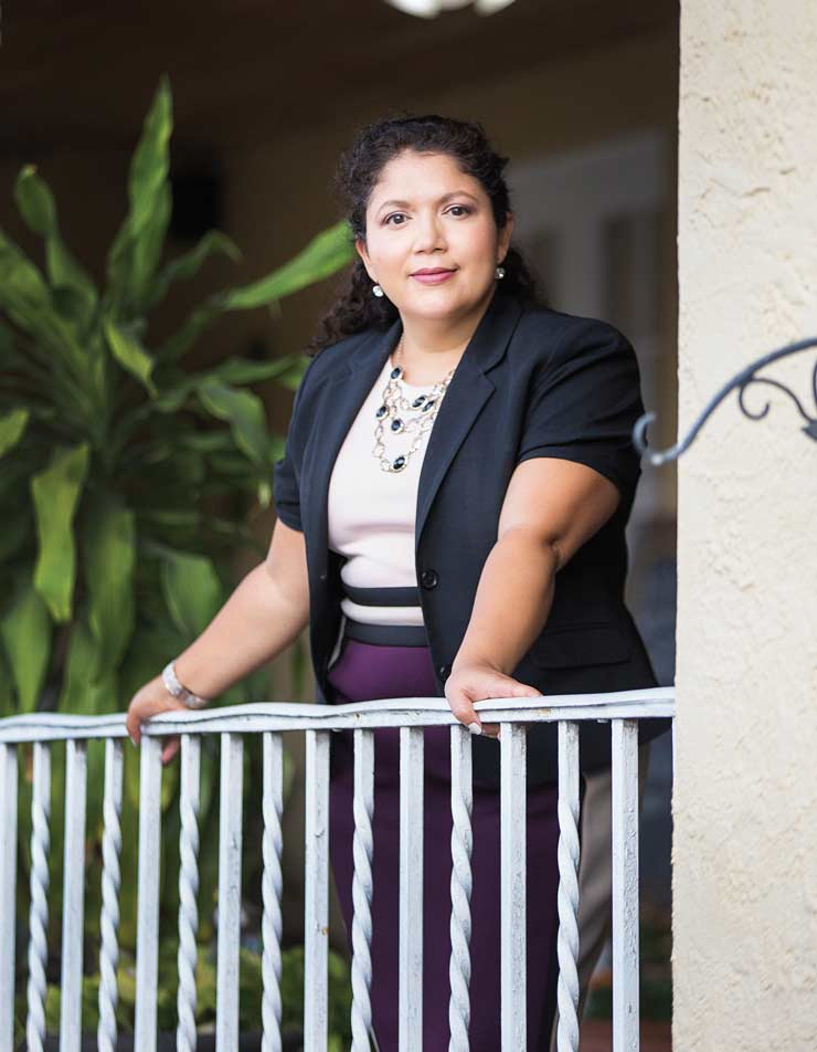 Theresa Lamar-Sarno And Her Journey As A Martin County Leader