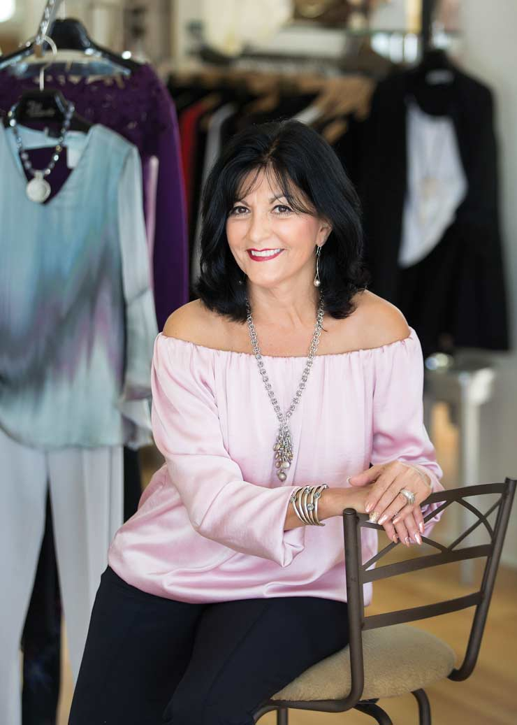 Port St. Lucie Resident Helps Style Local Residents At Top Drawer Boutique