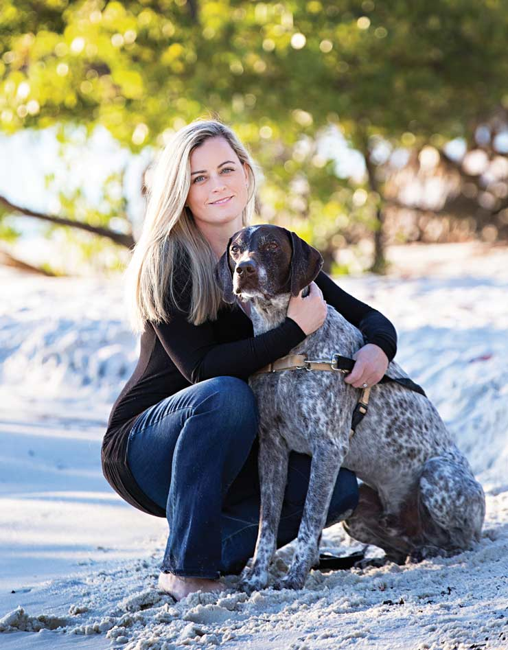 A Stuart Veterinarian's Journey To Save Local Dogs Affected By Algae Bloom