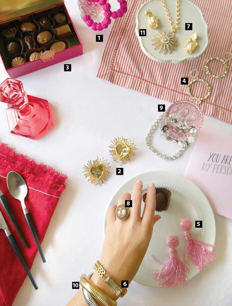 Jewelry For Valentine's Day