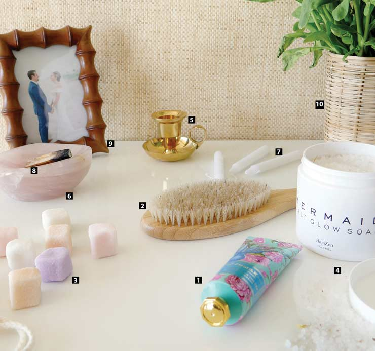 Self-Care Products for spring