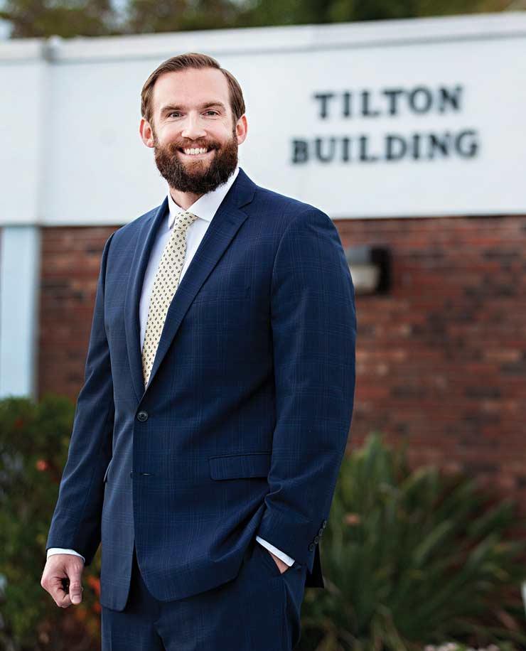 Meet Lee Tilton Of Tilton And Tilton Law In Jensen Beach